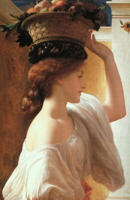 Eucharis by Frederic, Lord Leighton